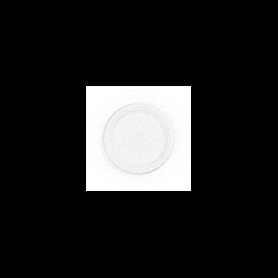 Cukornád lapostányér, 17 cm, ÖKO+, 500 db