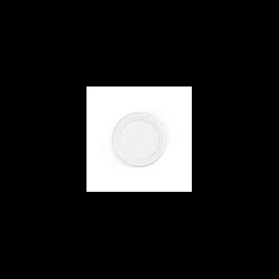 Cukornád lapostányér, 22 cm, ÖKO+, 500 db