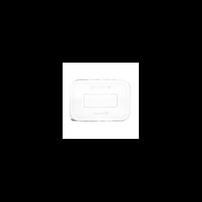 Elviteles doboz tető, 3,6-6,5 dl dobozaljhoz, lebomló PLA | 65 Ft/db, 600db