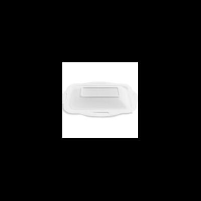 Elviteles doboz tető, 3,6-6,5 ml dobozaljhoz, lebomló cukornád   32 Ft/db, 600db