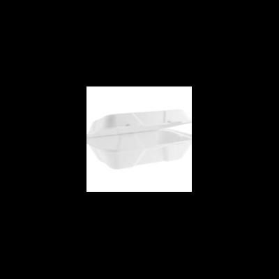 Elviteles doboz, erős falú, 23*18 cm, lebomló cukornád   97 Ft/db, 200db