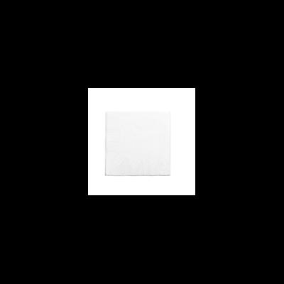 Környezetbarát szalvéta, 33 cm, kétrétegű, fehér | 9 Ft/db, 2000db