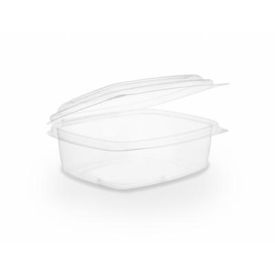 Lebomló ételtároló doboz, PLA, 3,4 dl, tetővel , 300db