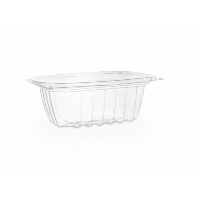 Lebomló ételtároló doboz, PLA, 3,4 dl , 450db