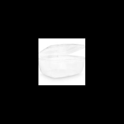 Lebomló ételtároló doboz, PLA, 1,36 l, tetővel | 197 Ft/db, 200db