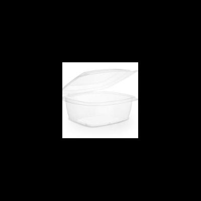 Lebomló ételtároló doboz, PLA, 6,8 dl, tetővel | 145 Ft/db, 200db