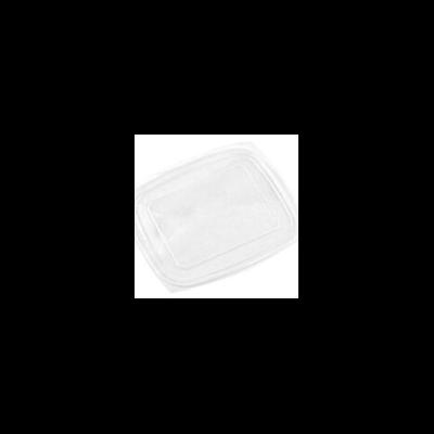 Lebomló doboztető, PLA, 6,8-9 dl dobozhoz, szögletes   65 Ft/db, 300db