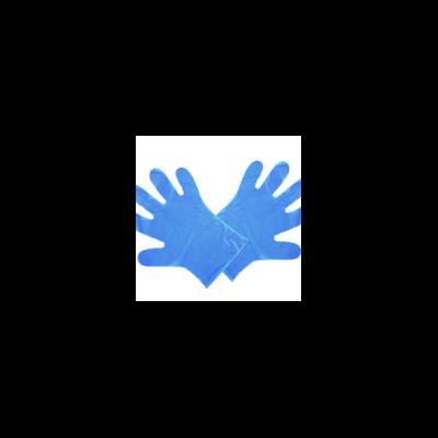 Lebomló kesztyű, kék, közepes | 24 Ft/db, 2400db