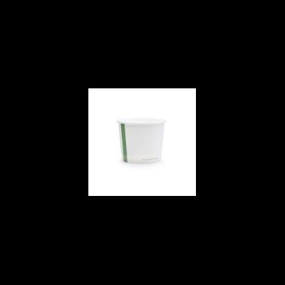Levestartó, 2,8 dl, lebomló PLA és papír | 39 Ft/db, 1000db