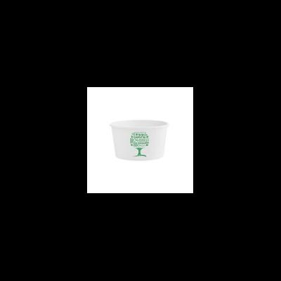 Levestartó, Green Tree, 3,4 dl, lebomló PLA és papír | 55 Ft/db, 500db