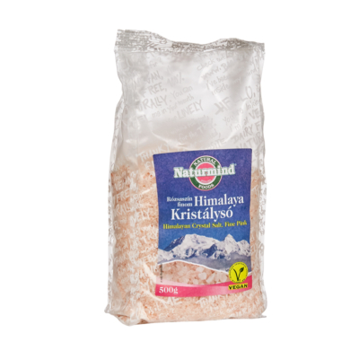 Naturmind Himalaya só, finom rózsaszín 500g
