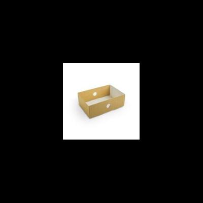 Negyedelőfiók kínálódobozhoz, lebomló   197 Ft/db, 50db