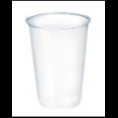PLA pohár szintjelöléssel, 2 dl, lebomló, hideg italokhoz | 18 Ft/db, 3000db