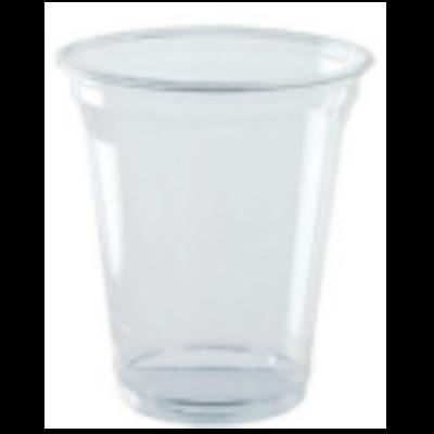 PLA pohár szintjelöléssel, 3 dl, lebomló, csak hideg italokhoz! | 35 Ft/db, 1200db