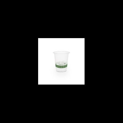 PLA pohár, keskeny, 2 dl, lebomló, hideg italokhoz | 31 Ft/db, 1000db