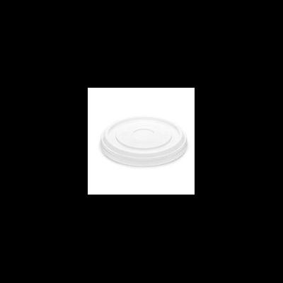 PLA-tető, 115 mm, lapos, 3,4-9 dl levestartókhoz | 37 Ft/db, 500db