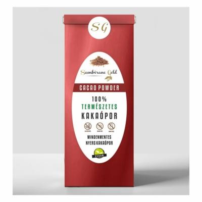 Nyers, teljes értékű kakaópor (100g)