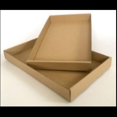 Streetfood papír tálca, 30*22 cm, lebomló   61 Ft/db, 100db