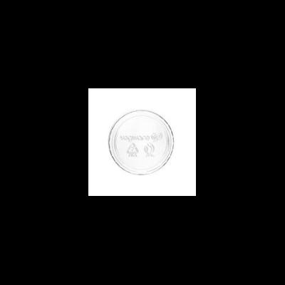 Szószos tál tető, PLA, lebomló, 0,6-1,1 dl tálkához | 15 Ft/db, 2000db