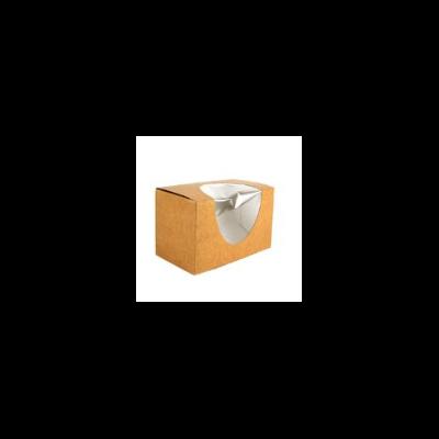 Szendvics-karton, lebomló | 86 Ft/db, 500db