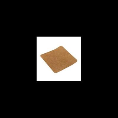 Szendvicslap, lebomló 12,7*12,7 cm   15 Ft/db, 500db