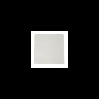 Zacskó, újrahasznosított, fehér | 17 Ft/db, 500db