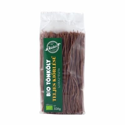 Rédei Bio teljes kiőrlésű tönkölytészta  spagetti 350g