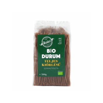Rédei Bio teljes kiőrlésű durumtészta spagetti 500g