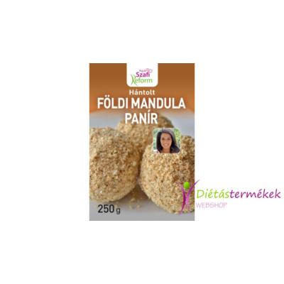Szafi reform hántolt földimandula panír / mandulafű (cyperus esculentus) panír 250 g