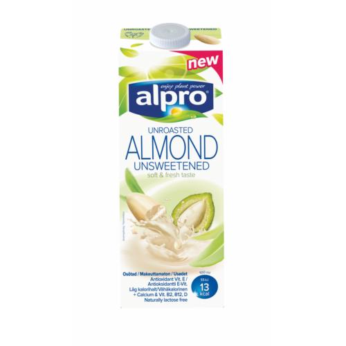 ALPRO Mandulaital cukormentes 1l