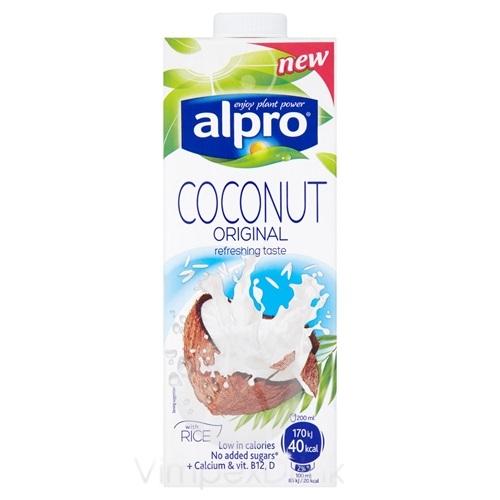 Alpro Kókusz ital 1L