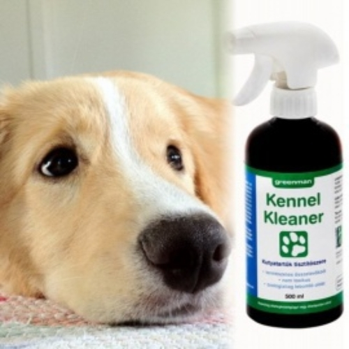 Greenman Kennel Kleaner - kutyatartók öko tisztítószere