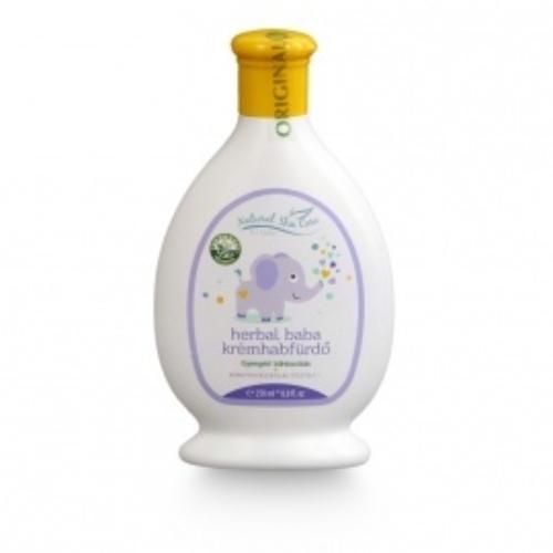 Natural Skin Care Herbal baba krémhabfürdő