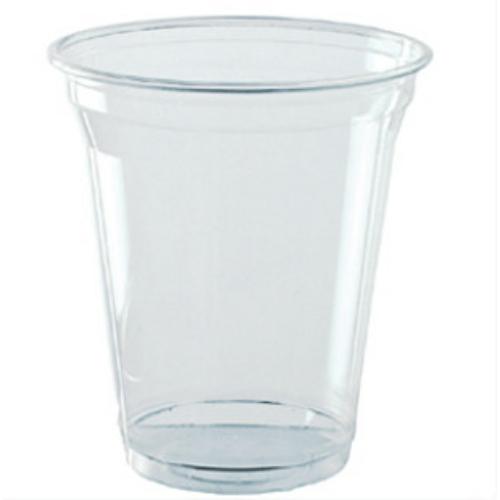PLA pohár szintjelöléssel, 3 dl, lebomló, csak hideg italokhoz , 600db