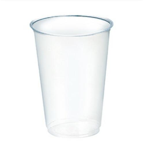 PLA pohár szintjelöléssel, 5 dl, lebomló, csak hideg italokhoz , 600db