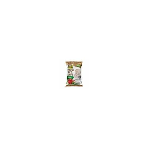 Rice Up Telj.kiőrl.barna rizs chips 60g paprikás (GLM)