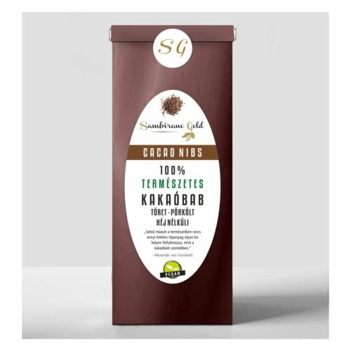 Pörkölt kakaóbab töret (1kg)