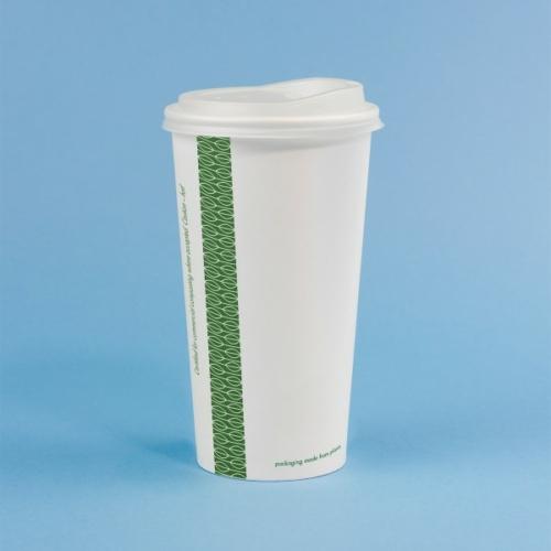 Teás pohár, 5,7 dl, lebomló , 500db