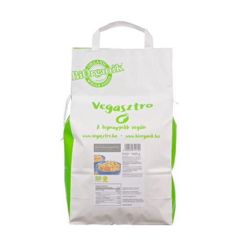 BIO kukoricapehely - cukormentes 1000g VEGASZTRO