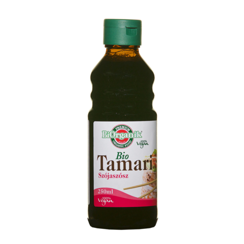 BIO gluténmentes tamari (szójaszósz) 250ml