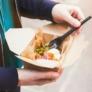 Kép 1/2 - Ételtároló doboz tésztához, 1,8 l, lebomló , 180db