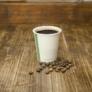 Kép 1/2 - Kávés pohár, lebomló, 1,8 dl , 1000db